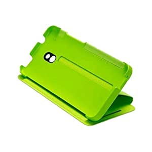 HTC Double Dip Flip Case for HTC One mini (M4) - Lime
