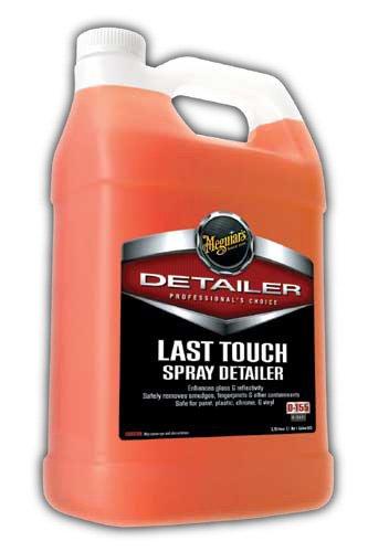 Meguiar's D15501 Last Touch Spray Detailer, 1 Gallon