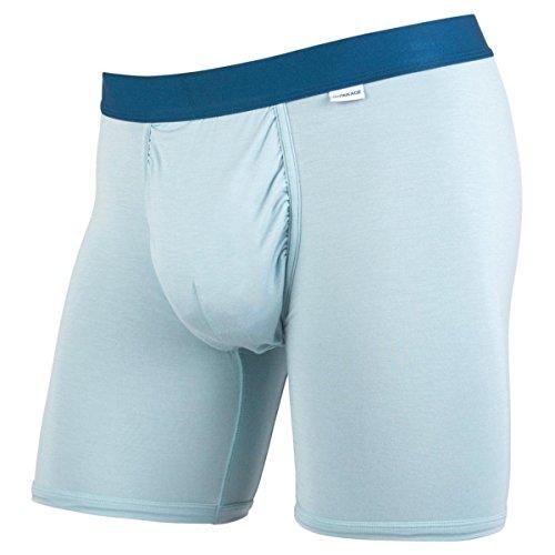 Nba Christmas Uniform - MyPakage Weekend Boxer Brief,Blue,Large