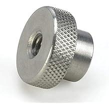 50 pieces Screws /& Fasteners 11//32 LNGTH 1//2 DIA ROUND THUMB NUT