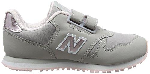 New 373v1 grey pink Zapatillas Infantil Rosa Balance YnWH6rv5Wq
