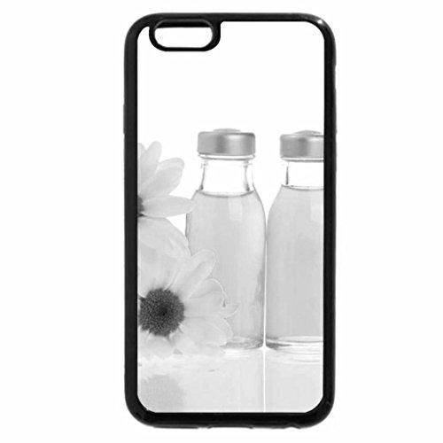 iPhone 6S Plus Case, iPhone 6 Plus Case (Black & White) - Aroma