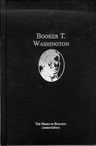 Books : Booker T. Washington  The Negro in Business