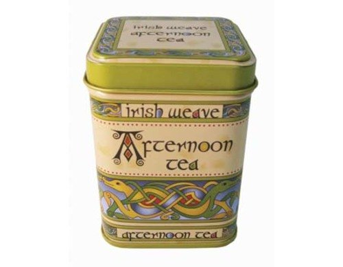 Afternoon Tea - Irish Weave 40 Gram Small Tin