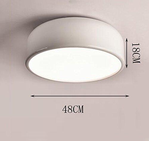 Xiao Mi Guo Ji Luz de techo: lámpara de techo creativa ...