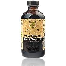 Premium Black Seed Oil 8oz Organic, Cold Pressed, Extra Virgin, Pure! Cold Pressed From NON-GMO, 100% Pure Nigella Sativa. Promotes: Healthy Blood Cholesterol, Blood Pressure & Blood Sugar Levels
