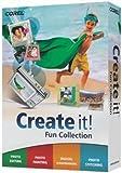 Corel Corporation - Create It En Mini Box (Works With: Win Xp,Vista,Win 7)