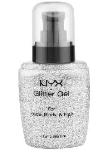 NYX Body Glitter Gel-NXBGG07 Moon Shine by NYX