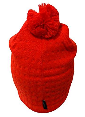 Medium hombre rojo punto de para Gorro adidas Rojo 6UnqzACAw