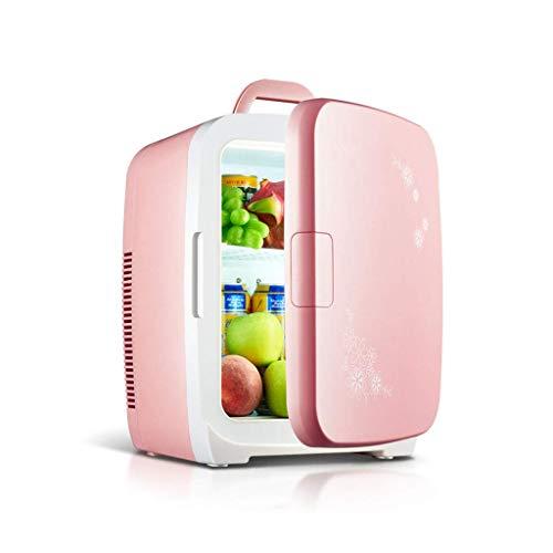 Mini Fridges Appliances 15L car Refrigerator Small Household Refrigerator Refrigerator Mini-Refrigerator Multi-Function Four-Year Refrigerator (Color : Pink, Size : 32 30 42cm) (Used 3 Way Caravan Fridge For Sale)