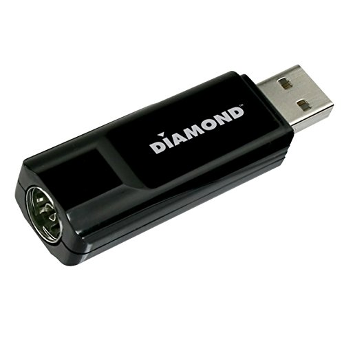 Diamond Multimedia Free Over-The-Air Digital HDTV Tuner for Windows PC (TVW750USBD)