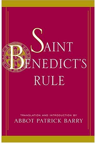 Download Saint Benedict's Rule pdf