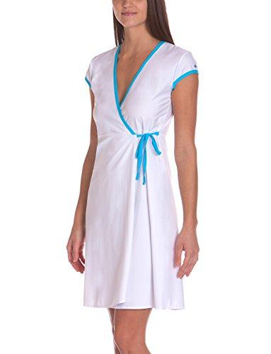vestito sofferenza donna iQ UV Company spiaggia Fasciatoio per 300 Dress bianco nbsp;Beach da SH1Sz