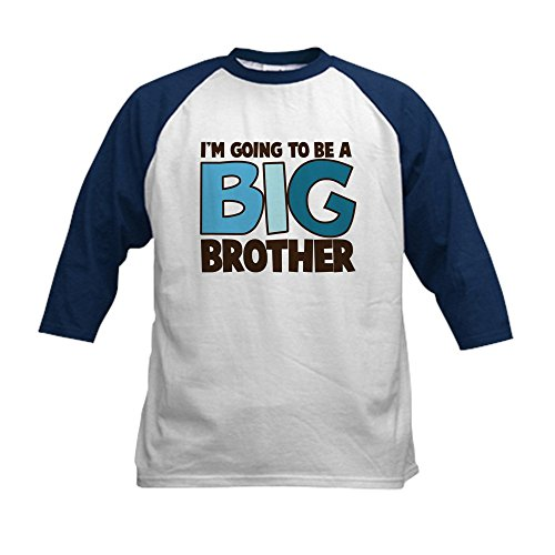 CafePress - i'm going to be a big brother t-shirt Kids Baseb
