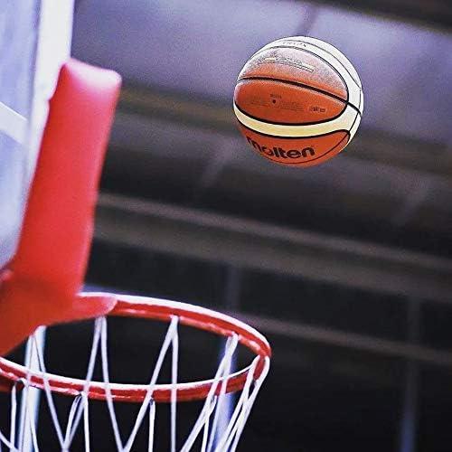 MOLTEN B7G2000 Baloncesto, Naranja/Marfil, 7: Amazon.es: Deportes ...