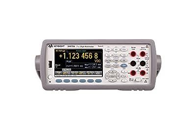 Keysight Technologies 34470A Digital Multimeter, 7½ Digit, Performance Truevolt DMM