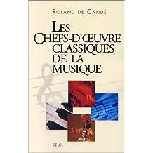 Chefs-d'oeuvre classiques musique