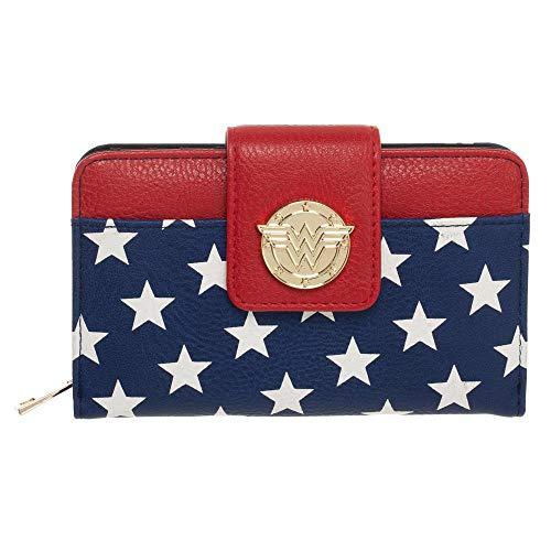 DC Comics Wonder Woman Suit Up Wallet (Wonder Woman Wallet)