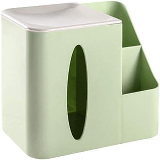 Walkretynbe - Caja organizadora de pañuelos para el hogar o la ...