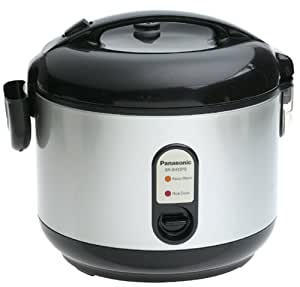 Amazon.com: Panasonic SR-SH15PS Rice Cooker/Steamer