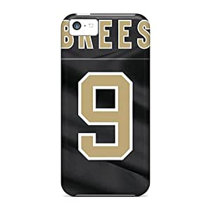 Azo4202ZzML Anti-scratch Case Cover Leeler Protective New Orleans Saints Case For Iphone 6 plus 5.5''