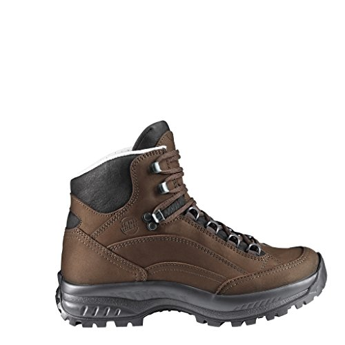 Brown Men's Rise Canyon Shoes High Hanwag Hiking vz0qBpBO