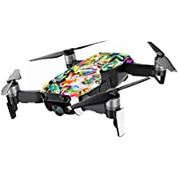 MightySkins Skin for DJI Mavic Air Drone - Wet Paint | Min Coverage Protective, Durable, and Unique Vinyl Decal wrap cover | Easy To Apply, Remove, and Change Styles | Made in the USA