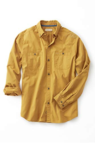 Raise The Bar Long Sleeve Sueded Twill - Sueded Shirt Twill