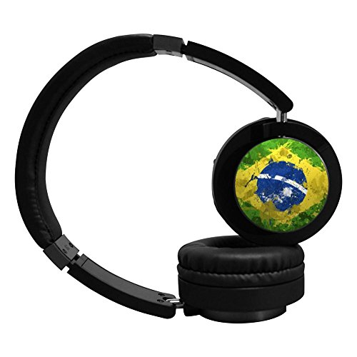 PeKnt Brazil Wireless Bluetooth Headphones Stereo Over for sale  Delivered anywhere in USA