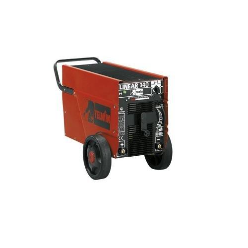 Telwin 819020 Soldadora Electrodos Linear 340: Amazon.es: Coche y moto