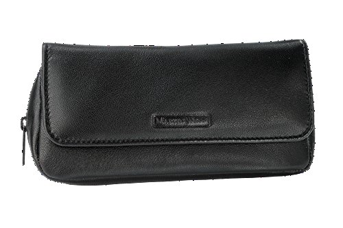 Martin Wess Germany ''Lea'' Soft Nappa Leather 1 Pipe Combo Case Tobacco Pouch by Martin Wess