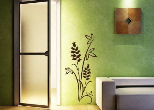 Wandtattooladen Wandtattoo Wandtattoo Wandtattoo - Japanische Gräser Größe 59x135cm Farbe  weiß B00IW2WUA6 | Gute Qualität  6b4baf