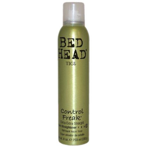 - TIGI Bed Head Control Freak Extra Extra Straight Hair Straightener, 8 Ounce