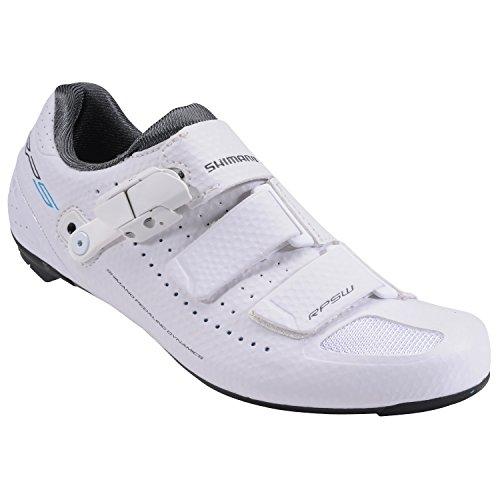 Shimano SH-RP500 Cycling Shoe - Women's White, 40.0 by Shimano