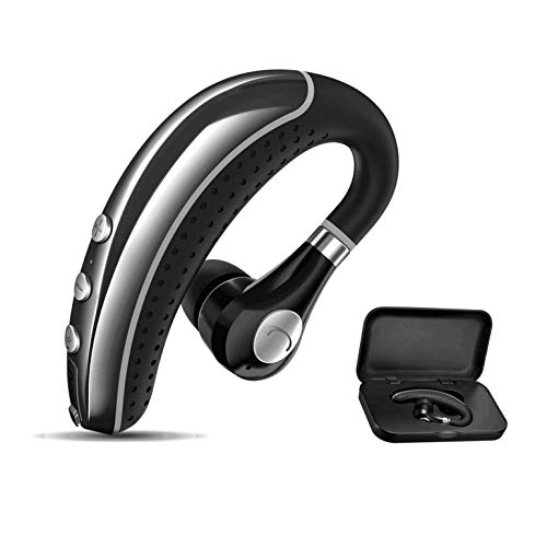 COMEXION Bluetooth Headset, Wireless Business Bluetooth Earpiece with Mic, Compatible Cell Phonesfor Driving/Meeting/Listening from COMEXION