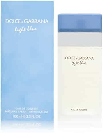 Light Blue Dolce & Gabbana D&g Perfume for Women 3.3 / 3.4 Oz NEW in BOX Fast Shipping Ship Worldwide