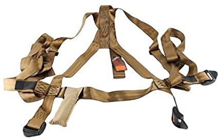Amazon.com : Summit Goliath Tree Stand Replacet Safety Harness ...