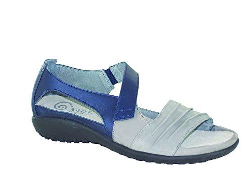 Footwear Polar Leather Gray Papaki Light Sea Naot Nubuck Women's Ax4qddw7O