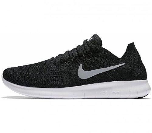 Boys' Nike Free RN Flyknit 2017 (GS) Size 6.5Y Running (Nike Big Kids Shox)