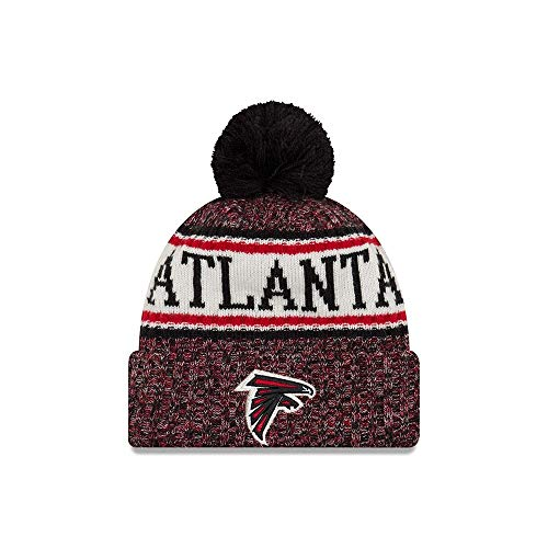 d814ff73 New Era Atlanta Falcons NFL On Field 18 Sport Knit Beanie Beany Mütze