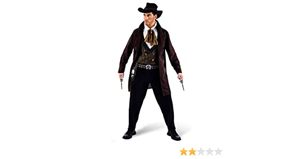 Limit Sport - Disfraz de vaquero cowboy para adultos, talla L ...