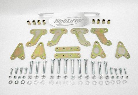 - High Lifter 13-19 Polaris RAN900XP Signature Series Lift Kit (4