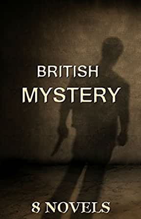 British mystery writers