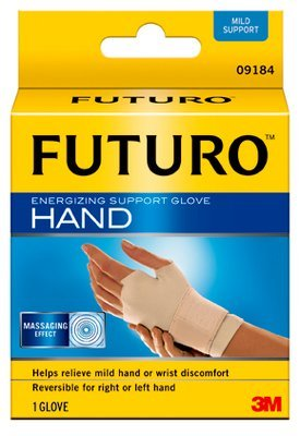 (3M 09185EN) (3M ID Number 70011000125) FUTURO(TM) Energizing Support Glove, 09185EN, Medium [You are purchasing the Min order quantity which is 12 EACHS]