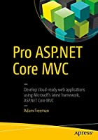 Pro ASP.NET Core MVC, 6th Edition Front Cover