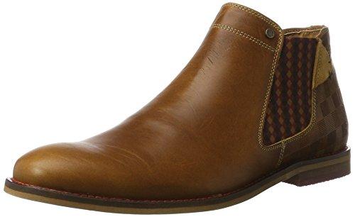 Homme Grcb Bullboxer Grcb Boots cognac Chelsea Marron qZHw0H