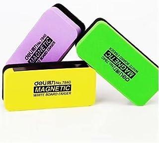 Pack of 8 Magnetic Board Cleaner Eraser