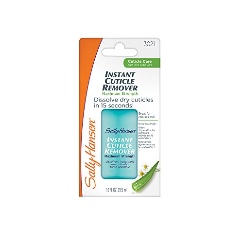 Sally Hansen Instant Cuticle Remover, 1 Fluid Ounce