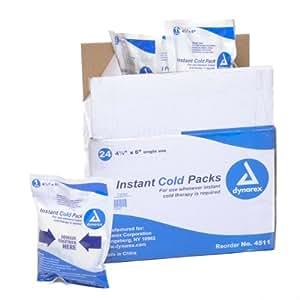 Amazon.com: Instantánea Cold Pack Junior Bulk 24/caso por ...