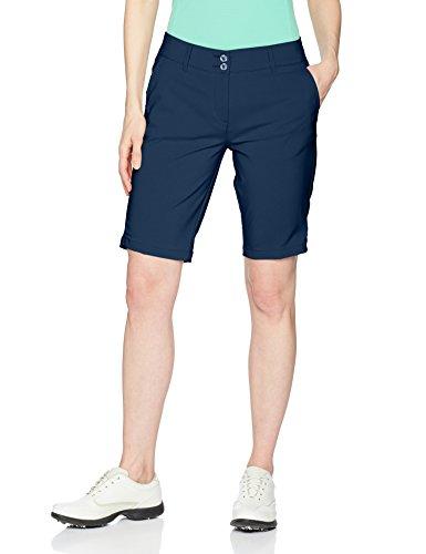 Skechers Women's High Side 10'' Bernuda Short, Dress Blues, 2 by Skechers
